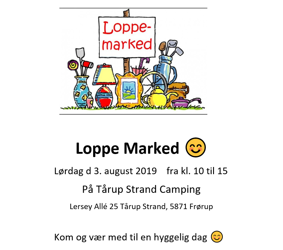 Loppe-marked